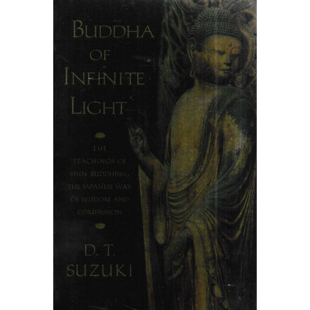 Bookdealers:Buddha of Infinite Light | D. T. Suzuki