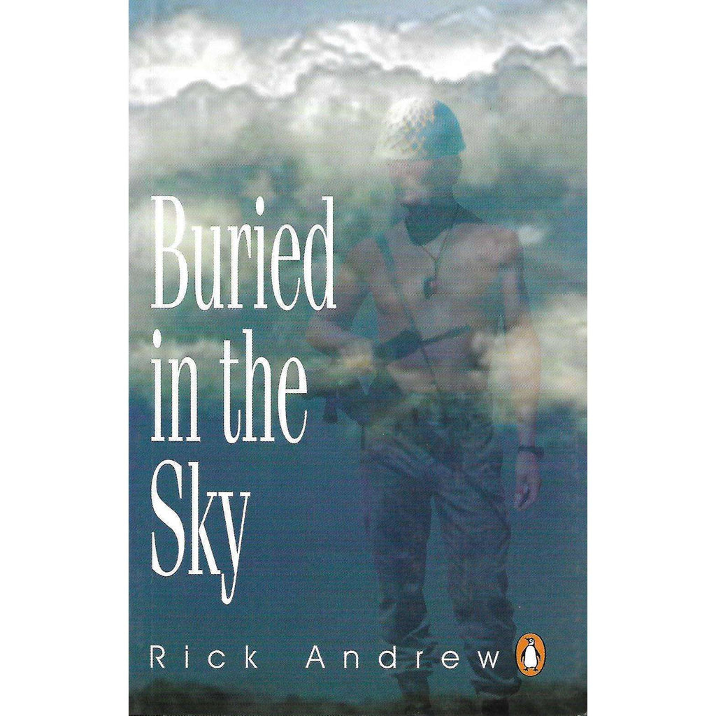 Bookdealers:Burried in the Sky | Rick Andrew