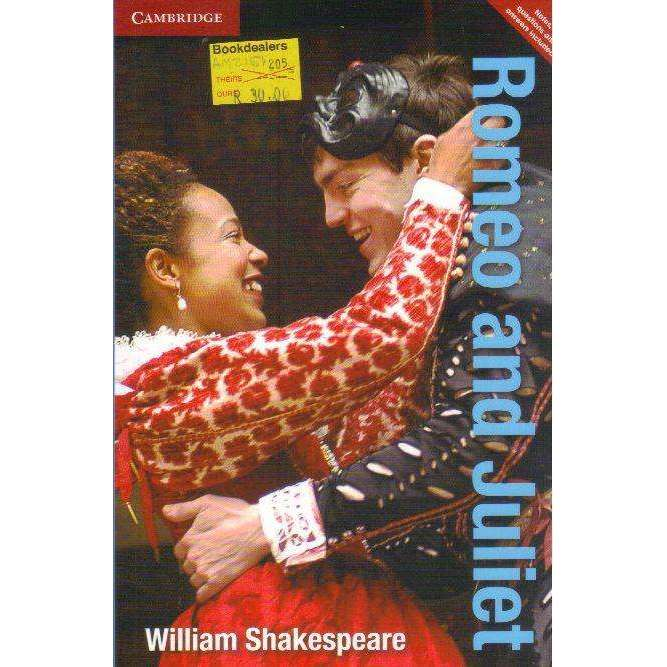 Bookdealers:Cambridge: Romeo and Juliet | William Shakespeare