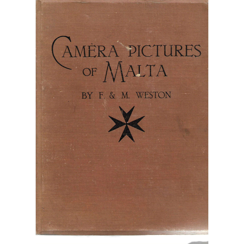 Bookdealers:Camera Pictures of Malta | F. & M. Weston