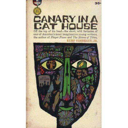 Bookdealers:Canary In A Cat House (As Is) | Kurt Vonnegut
