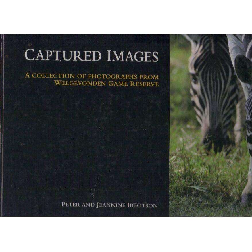 Bookdealers:Captured Images: A Collection of Photographs From Welgevonden Game Reserve | Peter and Jeannine Ibbotson