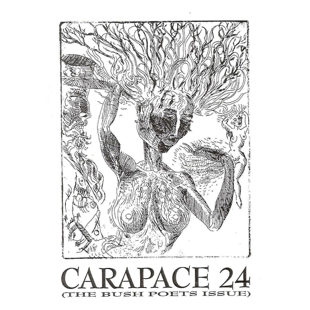 Bookdealers:Carapace 24 (The Bush Poets Issue)