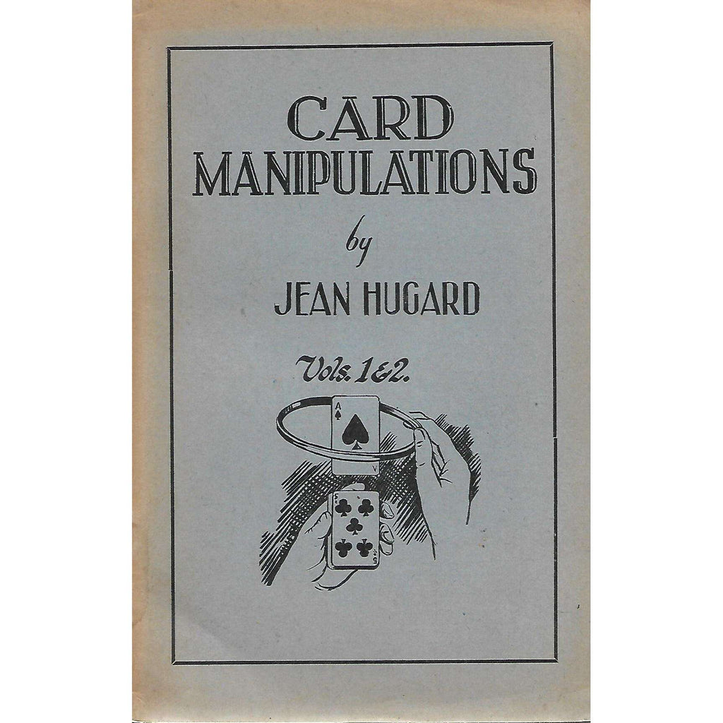 Bookdealers:Card Manipulations (5 Volumes in 4 Books) | Jean Hugard