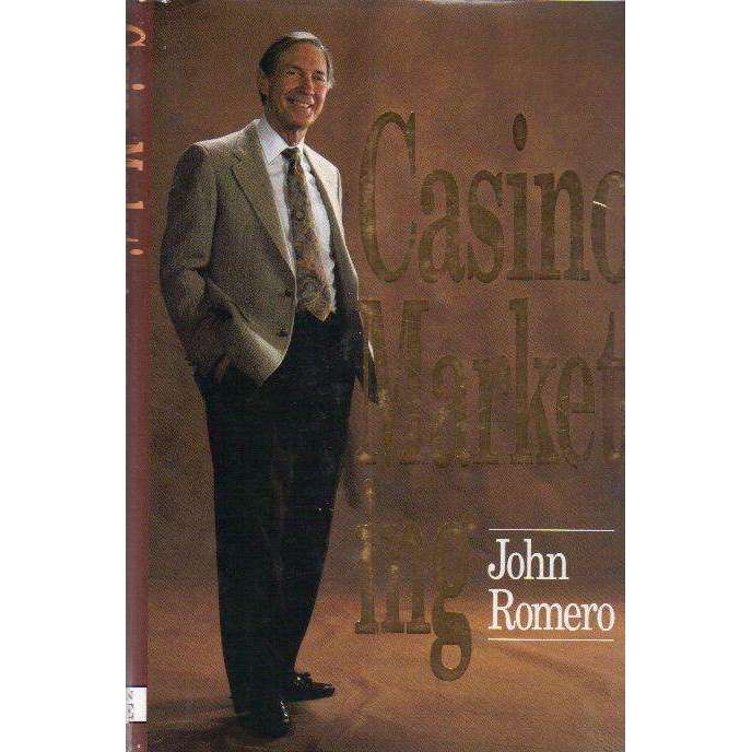 Bookdealers:Casino Marketing |  John S. Romero, Robin M. Quiroga