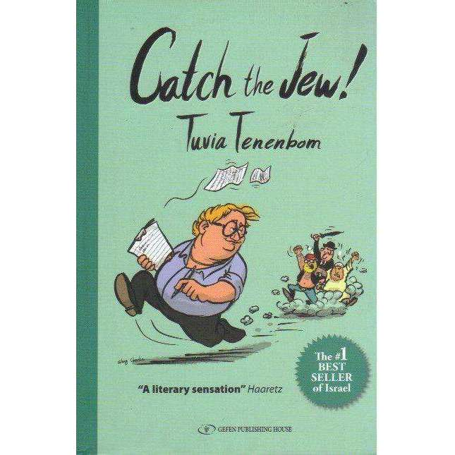Bookdealers:Catch The Jew! | Tuvia Tenenbom