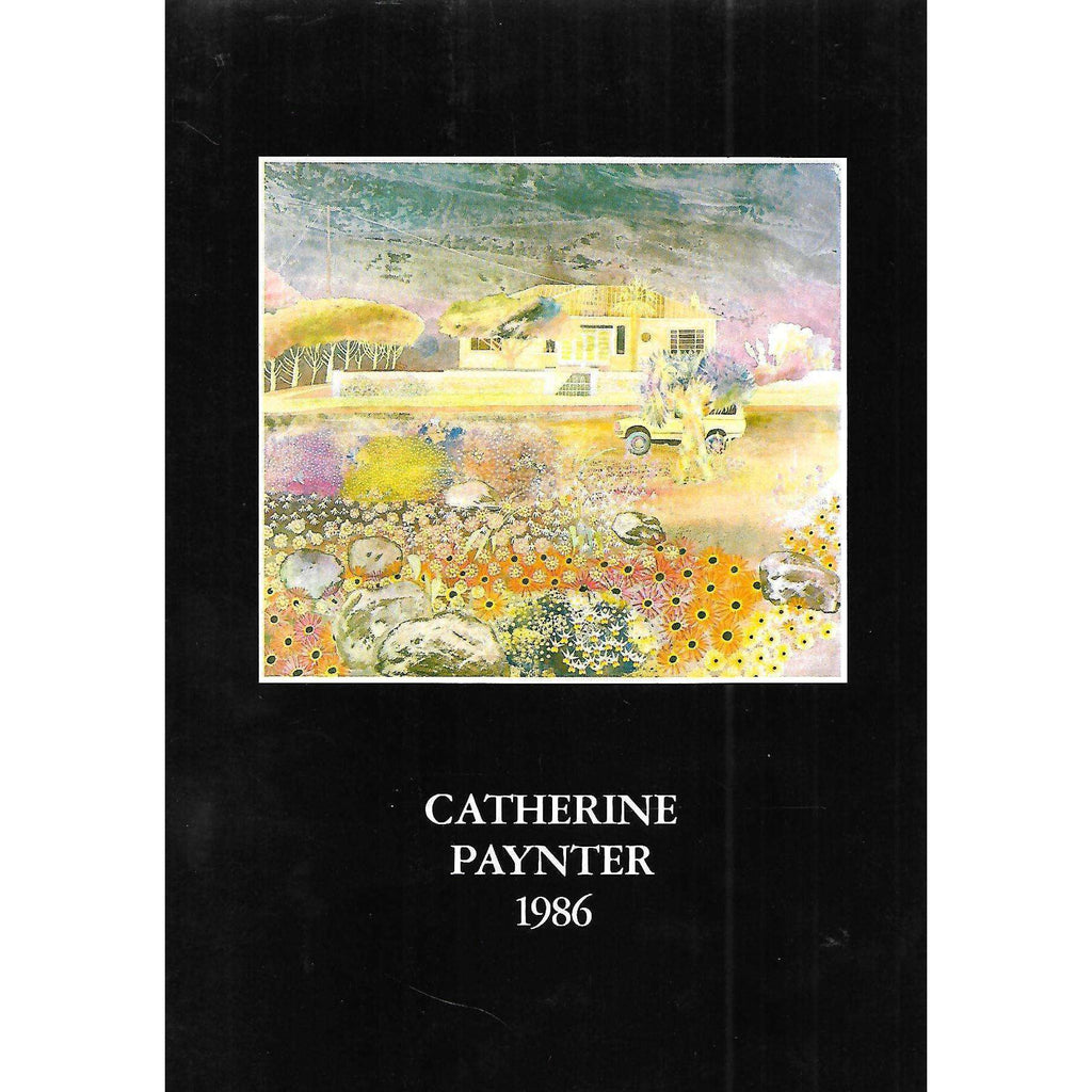 Bookdealers:Catherine Paynter (Invitation to an Exhibition of her Work)
