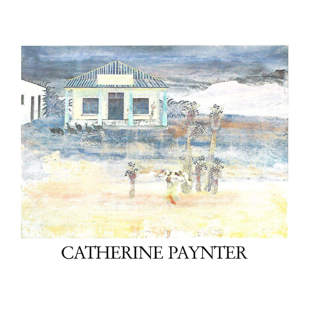 Bookdealers:Catherine Paynter (Invitation to Exhibition of her Work)