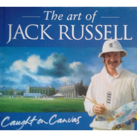 Caught on Canvas: The Art of Jack Russell | Jack Russell