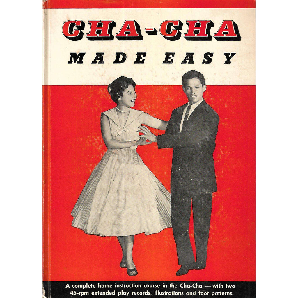 Bookdealers:Cha-Cha Made Easy (Includes Two 45rpm Records)