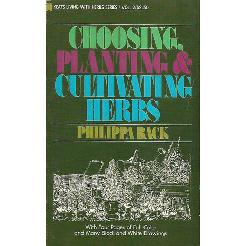Choosing, Planting & Cultivating Herbs | Philippa Back