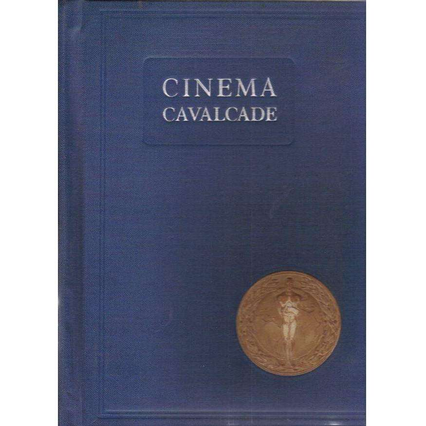 Bookdealers:Cinema Cavalcade Volume 1 (Correctly Inserted With Photo Corner Ends) | H.E. Blyth