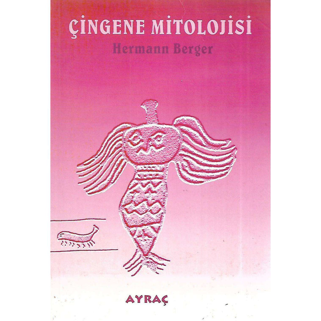 Bookdealers:Cingene Mitolojisi (Turkish) | Hermann Berger