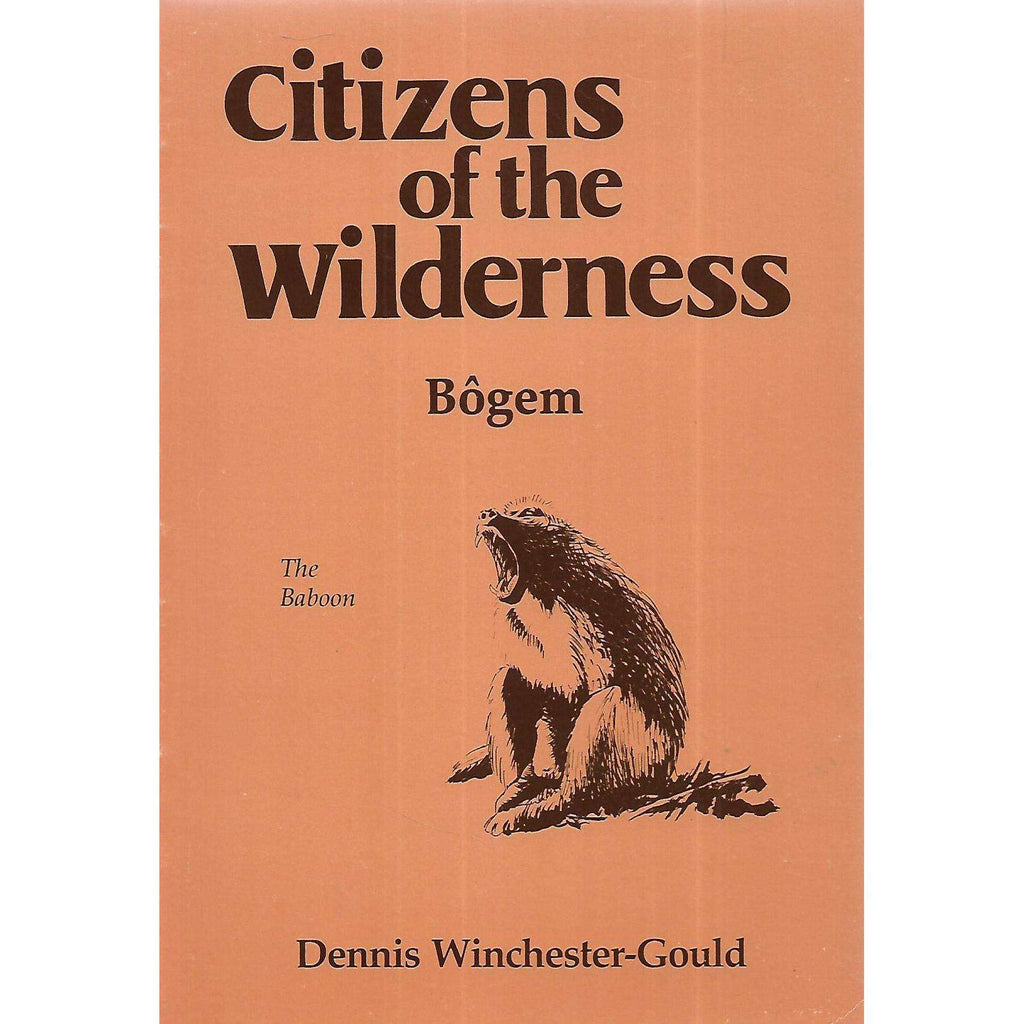 Bookdealers:Citizens of the World: Bogem (The Baboon) | Dennis Winchester-Gould