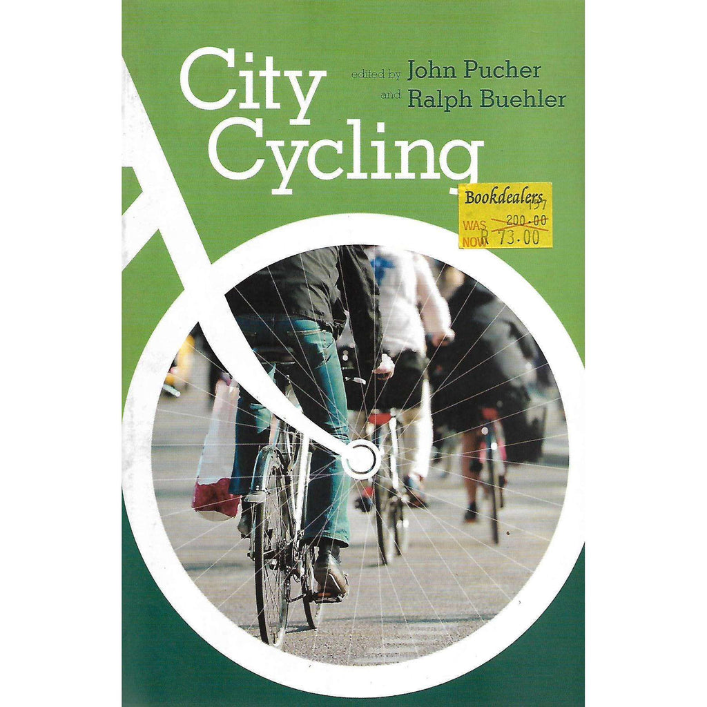 Bookdealers:City Cycling | John Pucher and Ralph Buehler (Eds.)