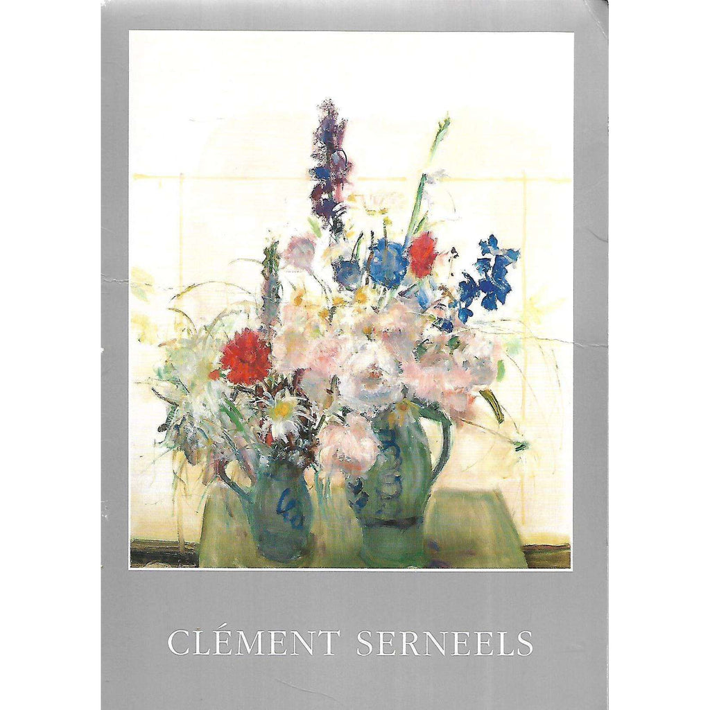 Bookdealers:Clement Serneels (Invitation to an Exhibition of his Work)