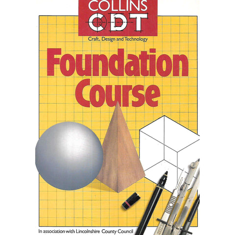 Collins Craft, Design and Technology Foundation Course | M. Finney & P. Fowler