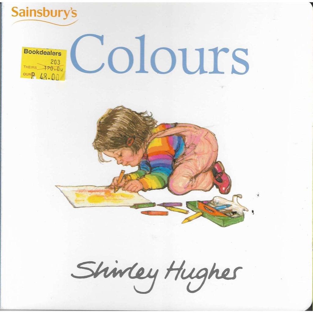 Bookdealers:Colours | Shirley Hughes