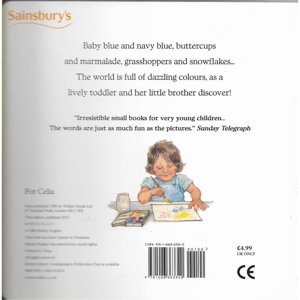 b95ce056 Colours | Shirley Hughes | Book | Children's Books | Bookdealers