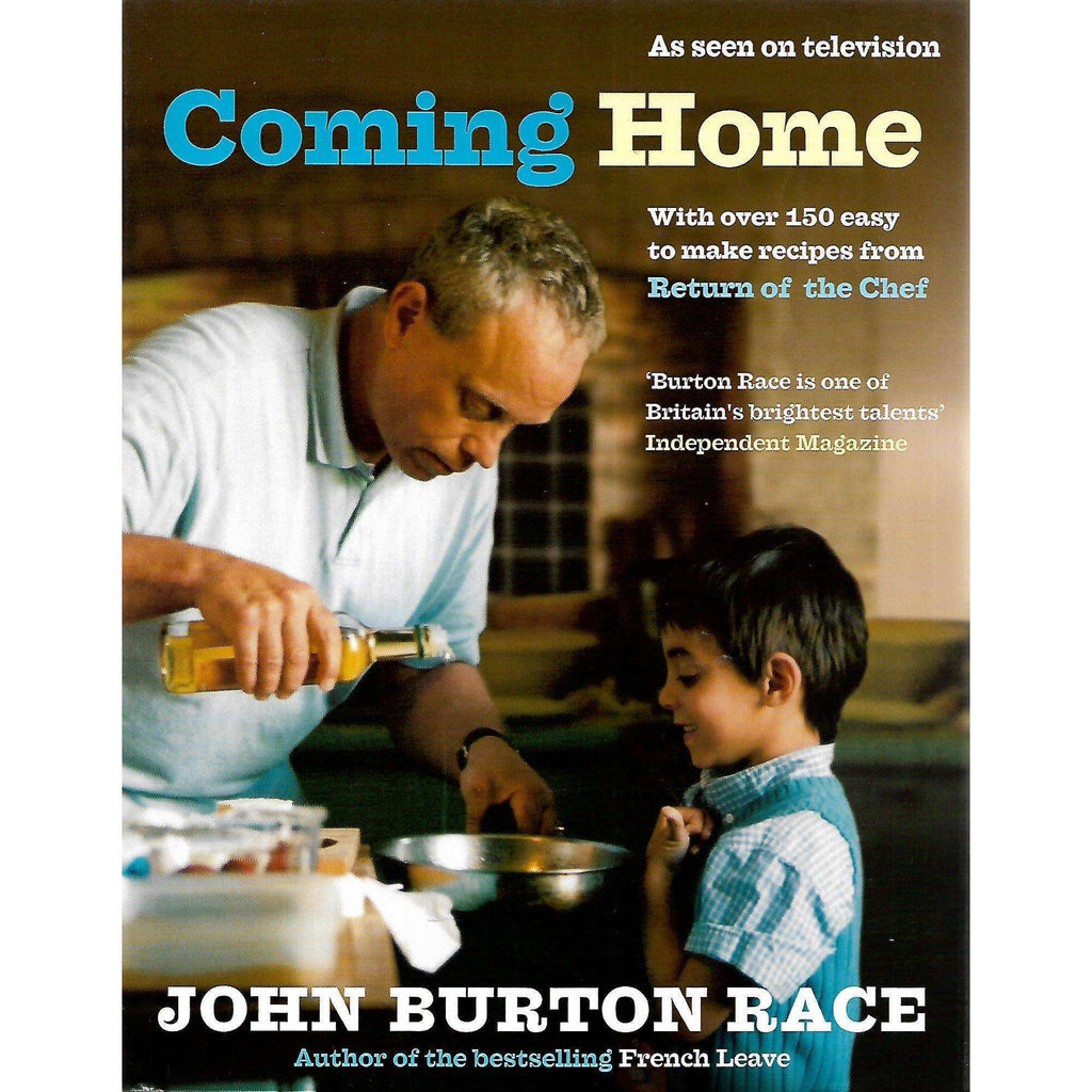 Bookdealers:Coming Home (Inscribed by Author) | John Burton Race