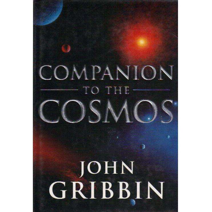 Bookdealers:Companion to the Cosmos | John Gribbin