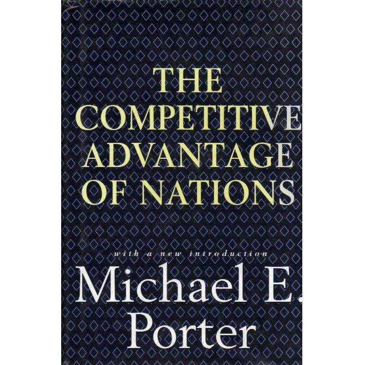 Bookdealers:Competitive Advantage of Nations | Michael E. Porter