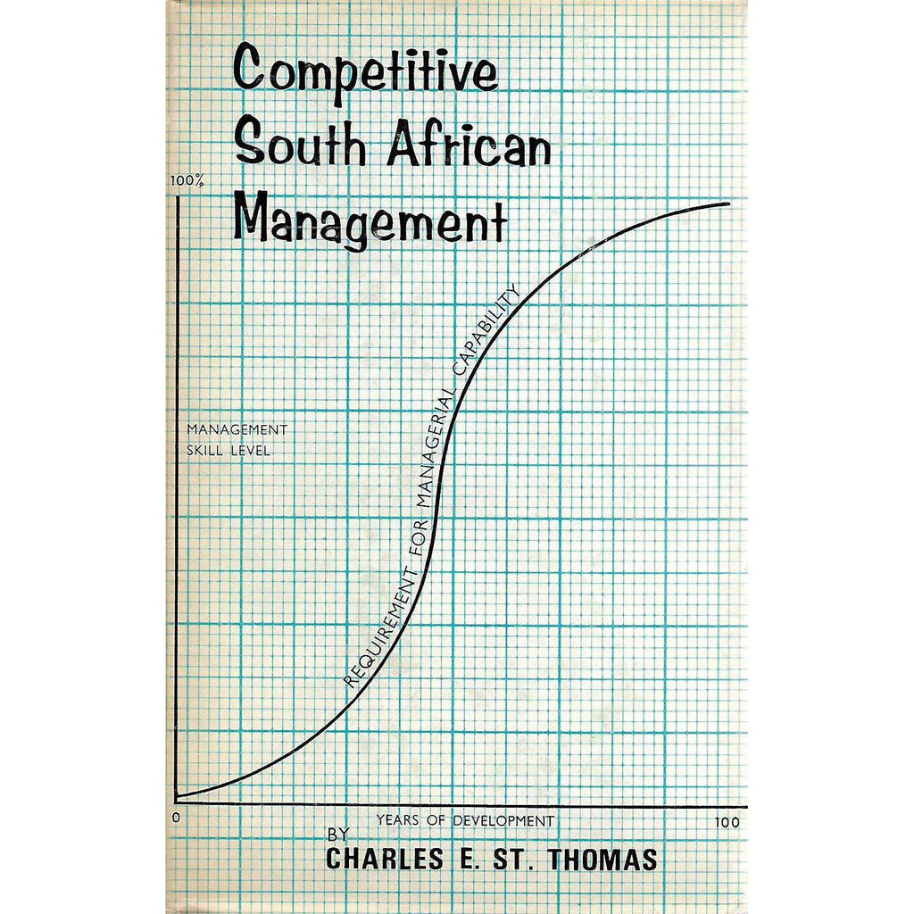 Bookdealers:Competitive South African Management | Charles E. St. Thomas