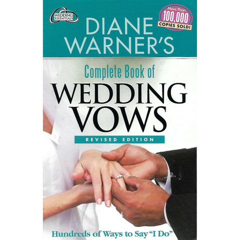 Complete Book of Wedding Vows | Diane Warner
