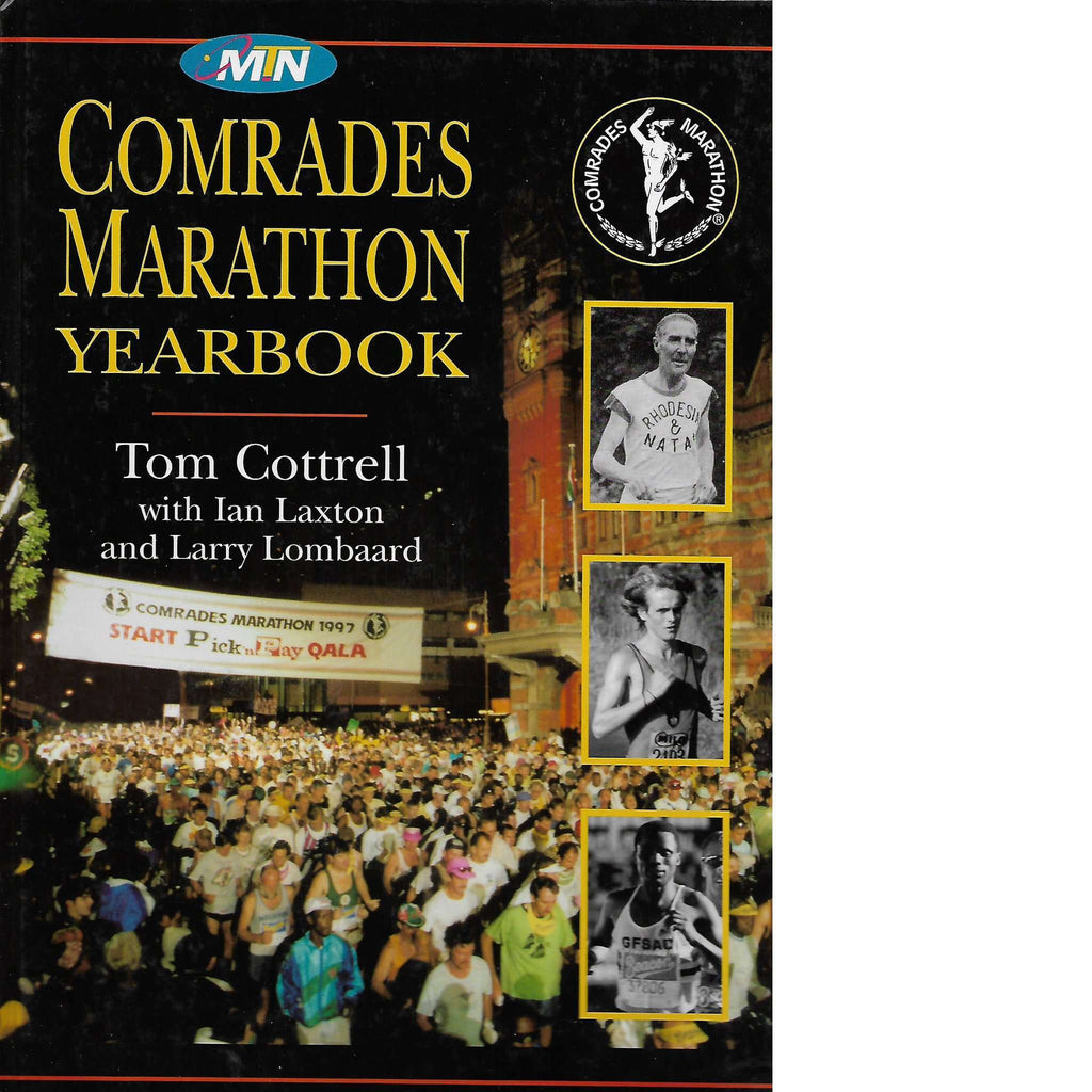 Bookdealers:Comrades Marathon Yearbook | Tom Cottrell