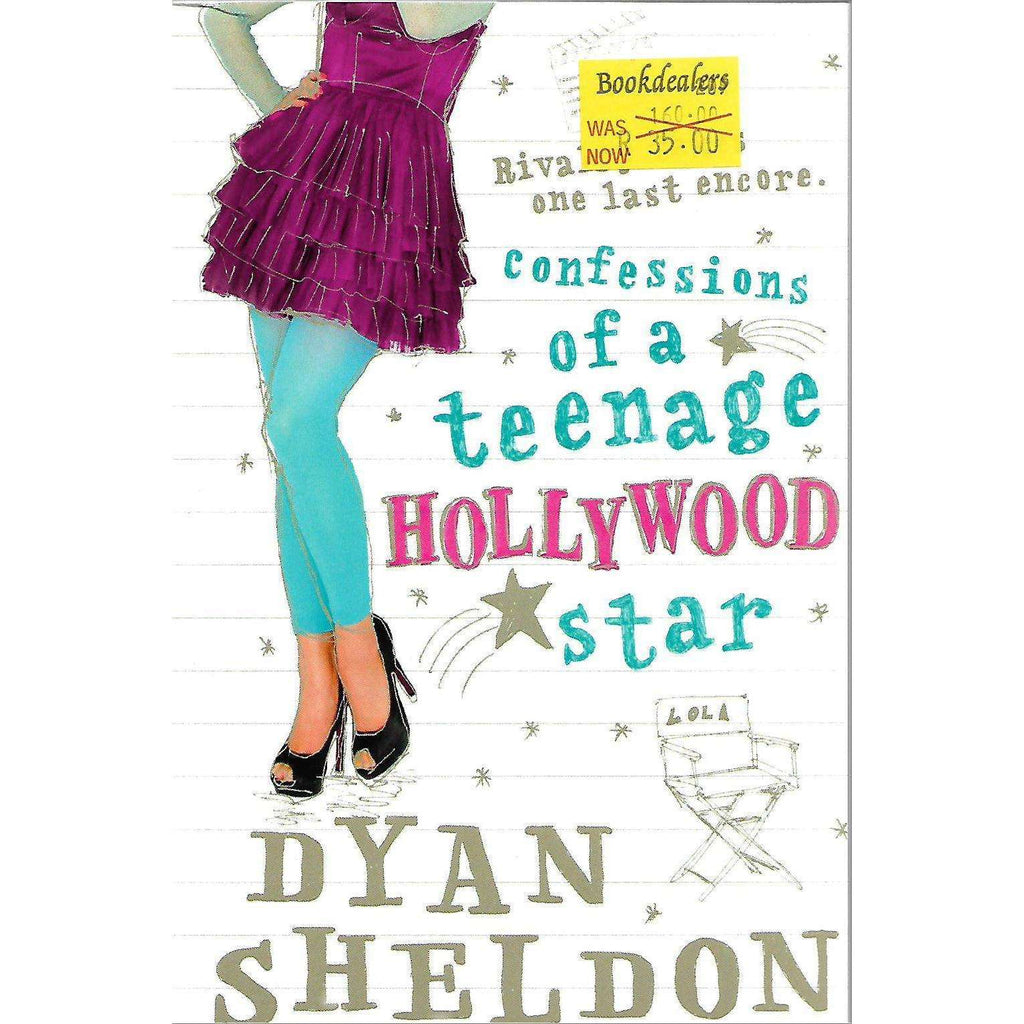 Bookdealers:Confessions of a Teenage Hollywood Star | Dyan Sheldon