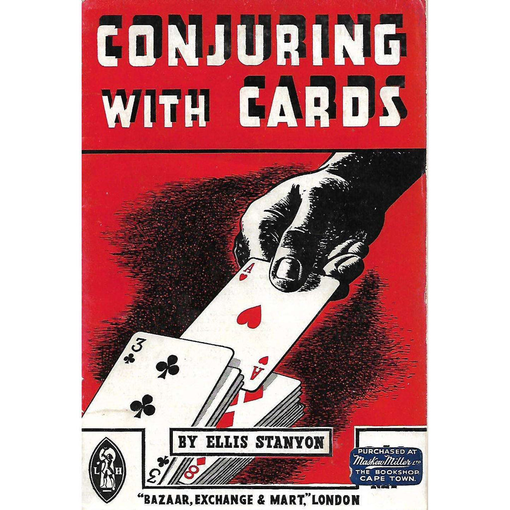 Bookdealers:Conjuring With Cards | Ellis Stanyon