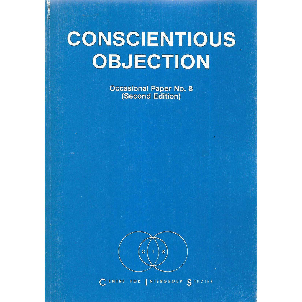 Bookdealers:Conscientious Objections: Occasional Paper No. 8 (Second Edition)
