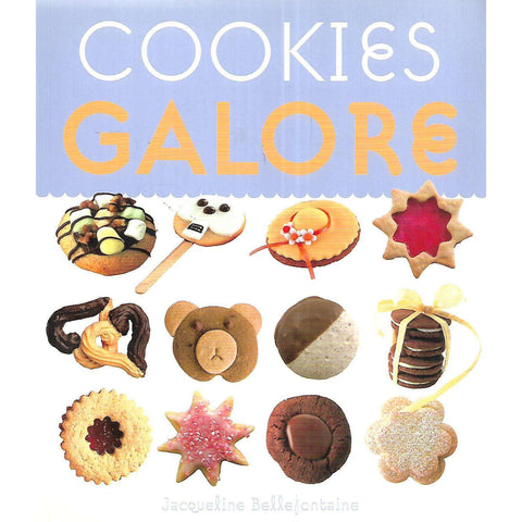 Cookies Galore | Jaqueline Bellefontaine