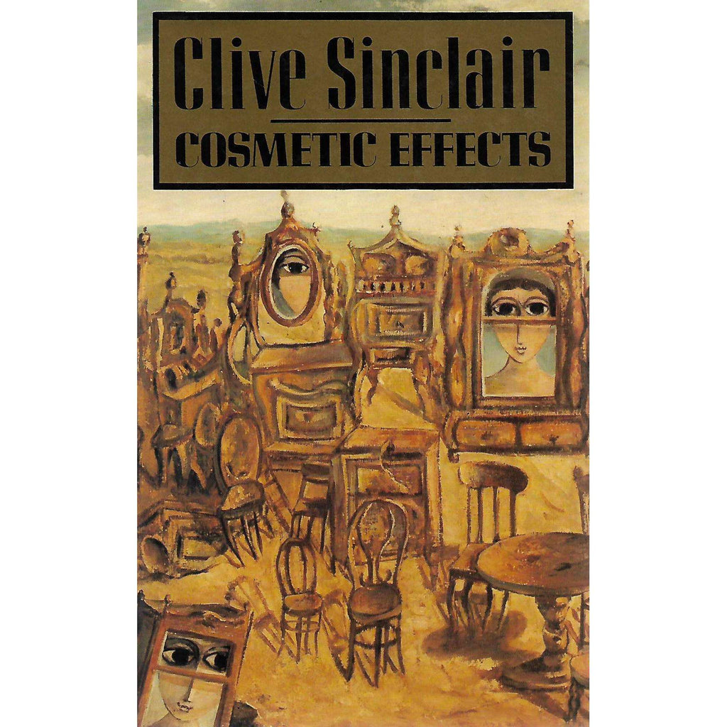 Bookdealers:Cosmetic Effects (First Edition 1989) | Clive Sinclair