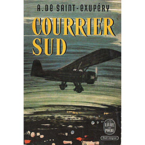 Courrier Sud (French) | A. de Saint-Exupery