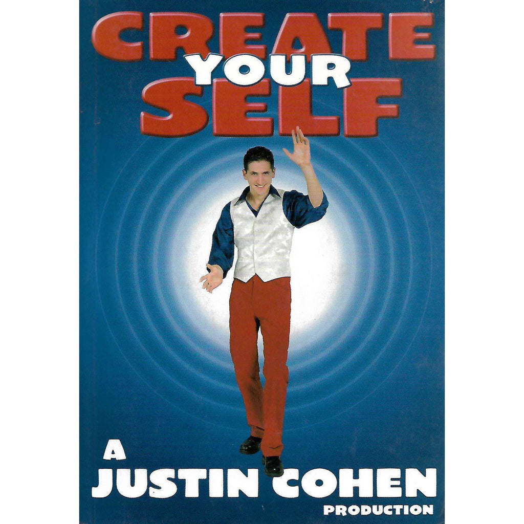 Bookdealers:Create Your Self | Justin Cohen