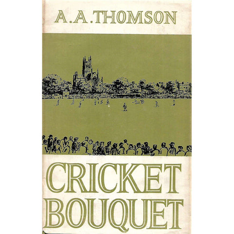 Cricket Bouquet | A. A. Thomson