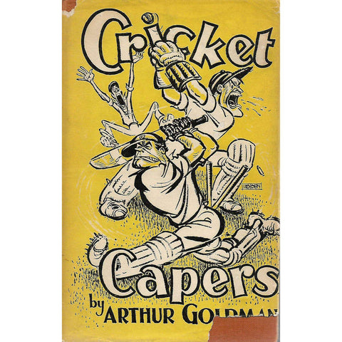 Cricket Capers | Arthur Goldman