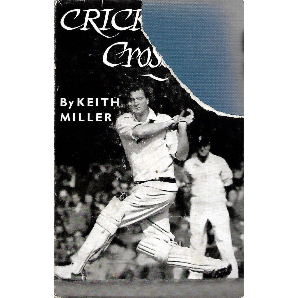 Bookdealers:Cricket Crossfire | Keith Miller