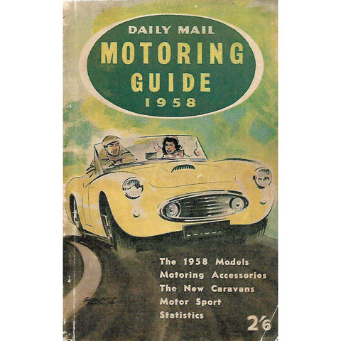 Daily Mail Motoring Guide 1958