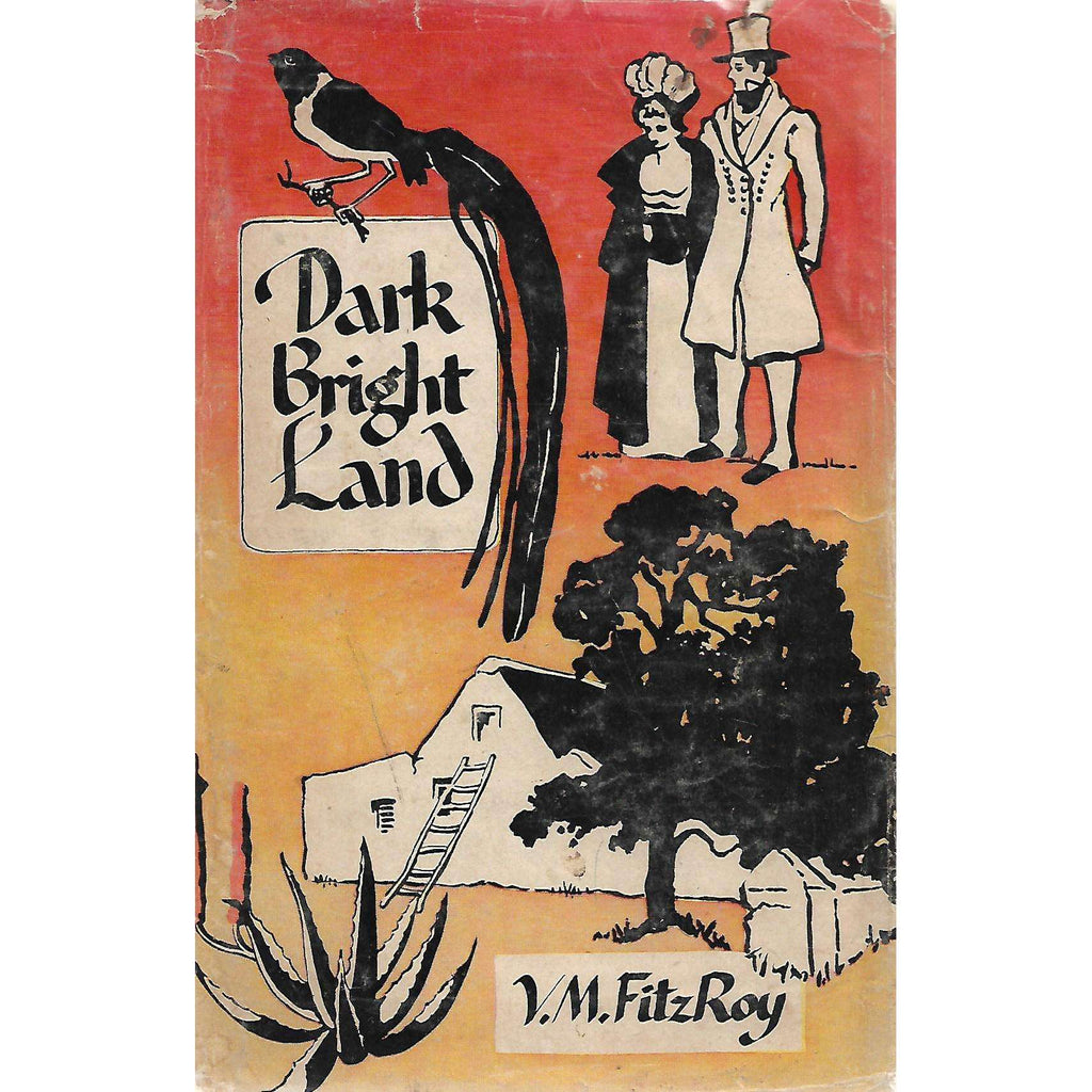 Bookdealers:Dark Bright Land (Signed by Author) | V. M. FitzRoy