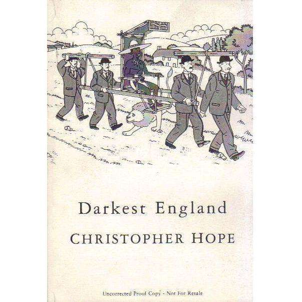Bookdealers:Darkest England (Uncorrected Proof) | Christopher Hope