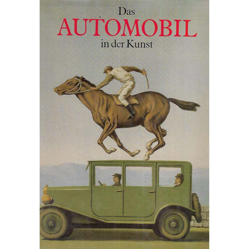 Bookdealers:Das Automobil in der Kunst (1886-1986)