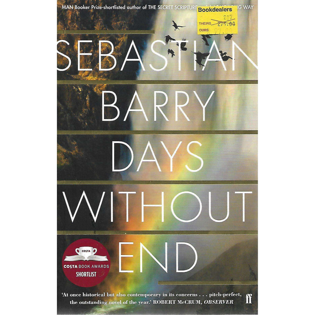 Bookdealers:Days Without End | Sebastian Perry