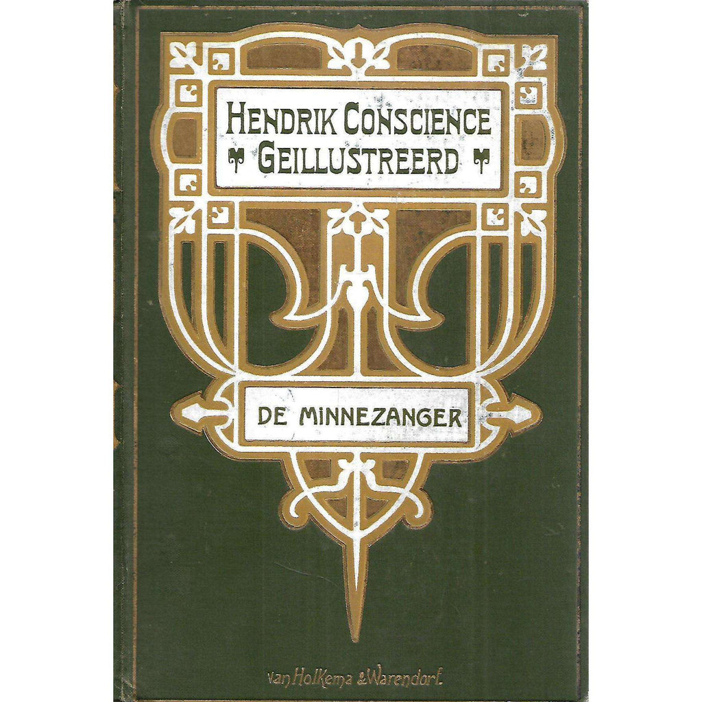 Bookdealers:De Minnezanger (Dutch) | Hendrik Conscience