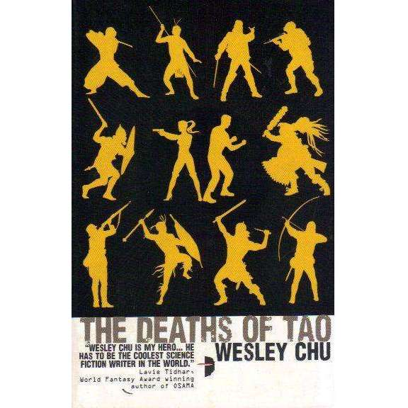 Bookdealers:Deaths of Tao | Wesley Chu