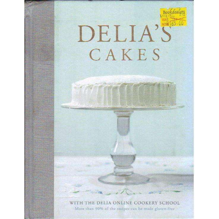 Bookdealers:Delia's Book Of Cakes | Delia Smith