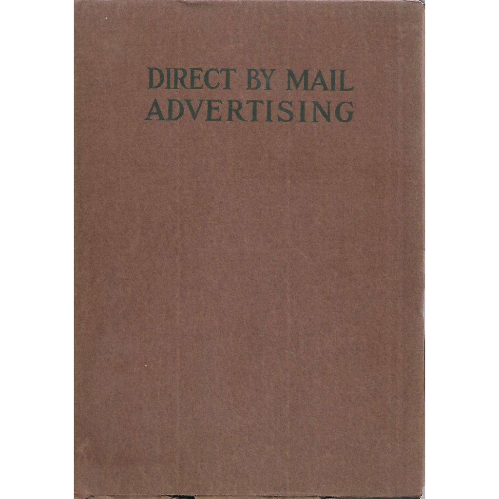 Bookdealers:Direct by Mail Advertising | H. P. Elliott