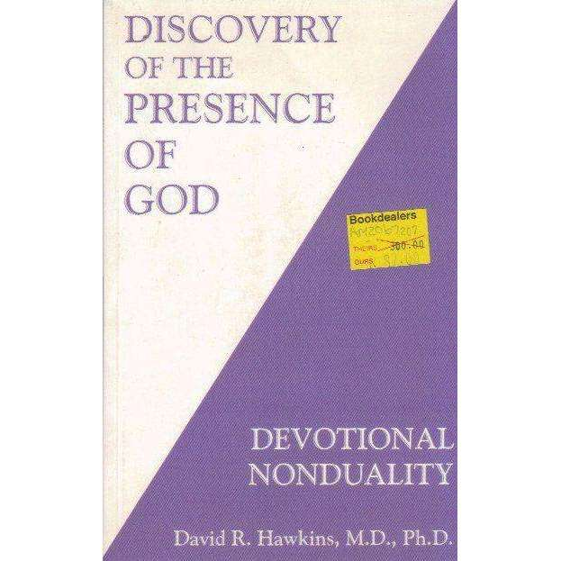 Bookdealers:Discovery of the Presence of God: Devotional Nonduality | David R. Hawkins