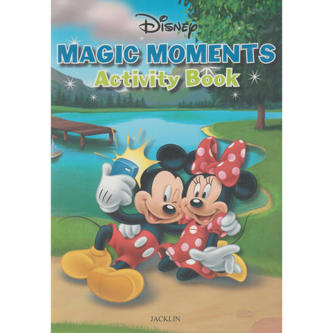 Disney Magic Moments Activity Book | Disney